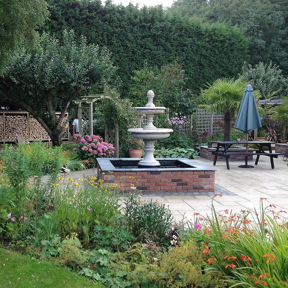 MPC ideal Gardens - Garden Design