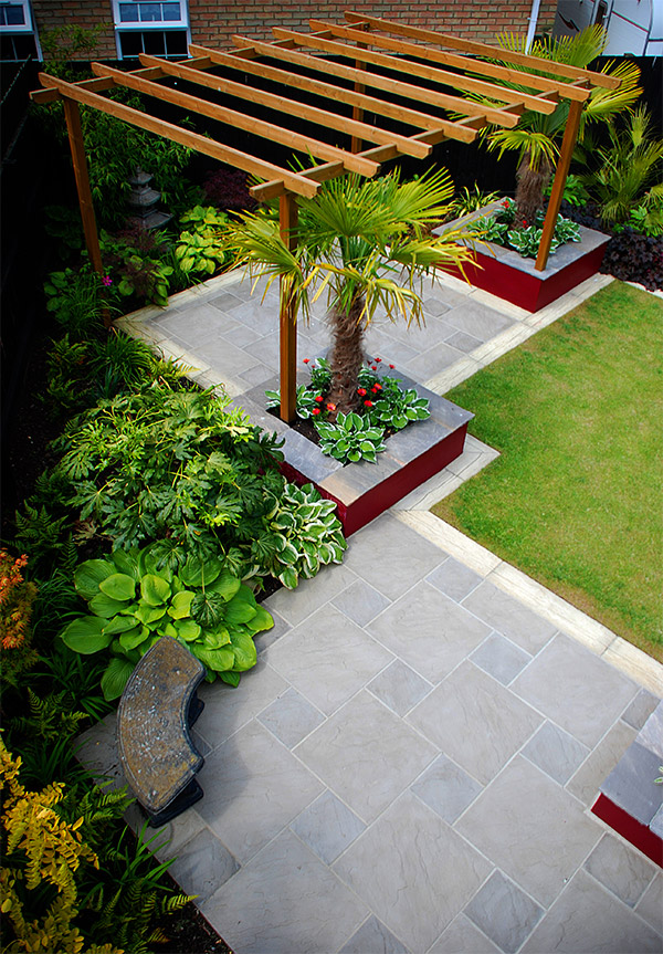 MPC ideal Gardens - Patios