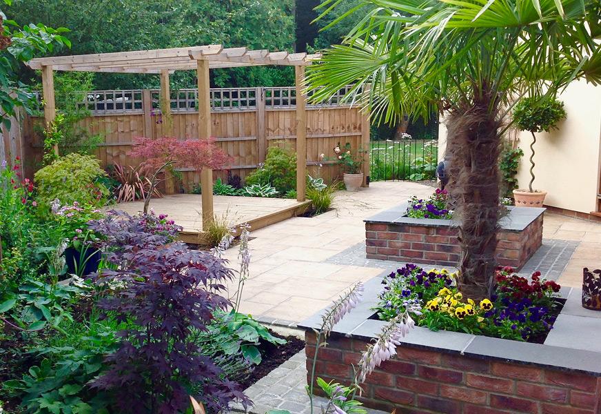 MPC - Offset garden design - Ramsey