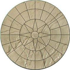 MPC 3900mm Star Rotundas